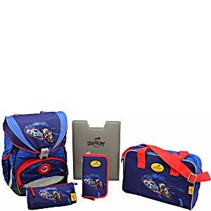 Школьный ранец DerDieDas ErgoFlex с наполнением Крутой Вираж
