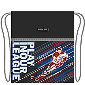 Мешок для обуви Mike&Mar Майк Мар Хоккей M174